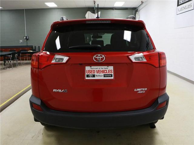 2015 Toyota RAV4 Limited (Stk: 186163) in Kitchener - Image 6 of 21
