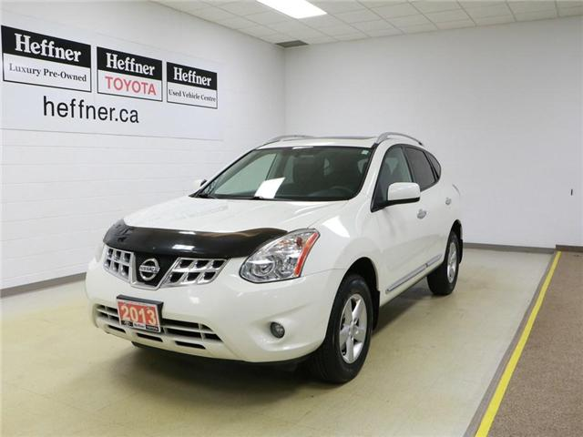 2013 Nissan Rogue  (Stk: 186136) in Kitchener - Image 1 of 19