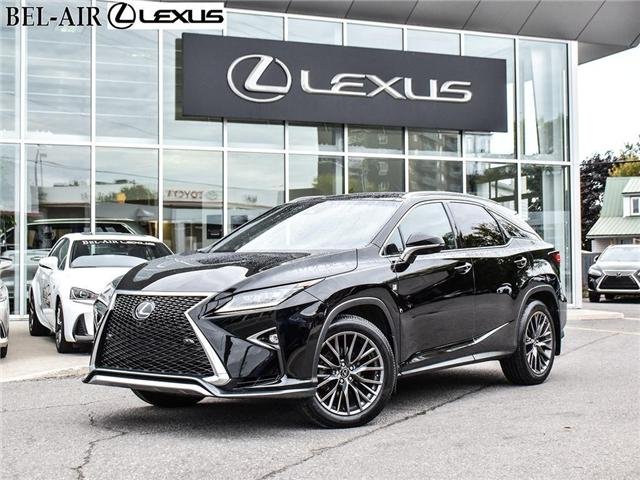 2016 Lexus RX 350 Base (Stk: 86745B) in Ottawa - Image 1 of 30