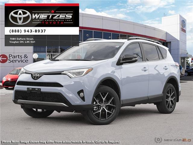 2018 Toyota RAV4 AWD SE (Stk: 67384) in Vaughan - Image 1 of 24