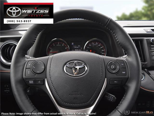 2018 Toyota RAV4 AWD SE (Stk: 67384) in Vaughan - Image 13 of 24
