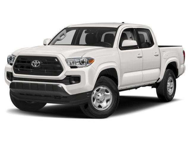 2019 Toyota Tacoma 4x4 Double Cab V6 SR5 6A (Stk: H19083) in Orangeville - Image 1 of 9