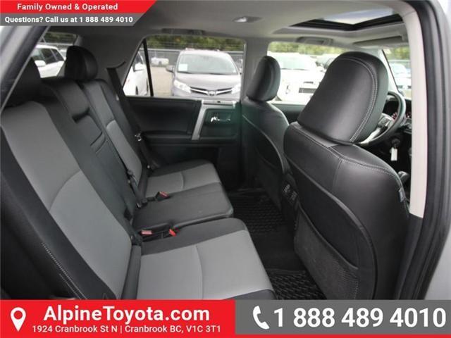 2015 Toyota 4Runner SR5 V6 (Stk: 5607427A) in Cranbrook - Image 12 of 18
