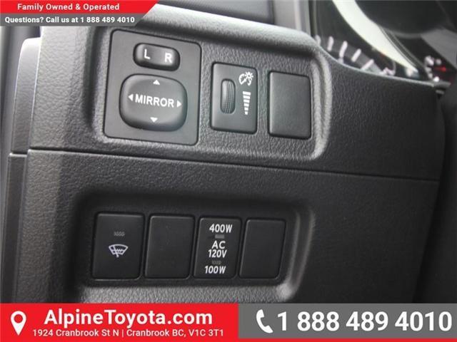 2015 Toyota 4Runner SR5 V6 (Stk: 5607427A) in Cranbrook - Image 16 of 18
