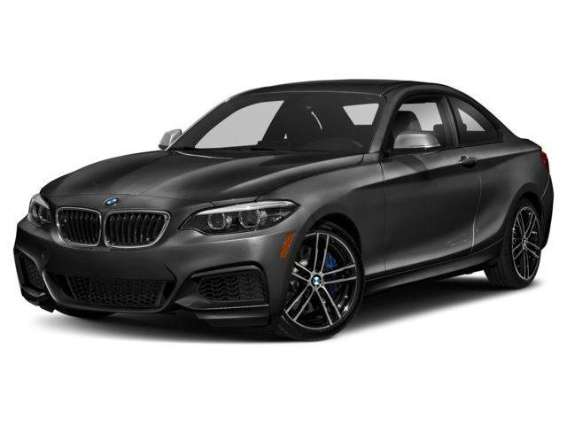 2019 BMW M240i xDrive (Stk: B037359) in Oakville - Image 1 of 9