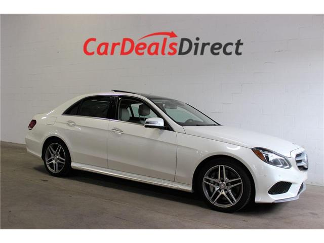 2016 Mercedes-Benz E-Class  (Stk: 169074) in Vaughan - Image 1 of 30