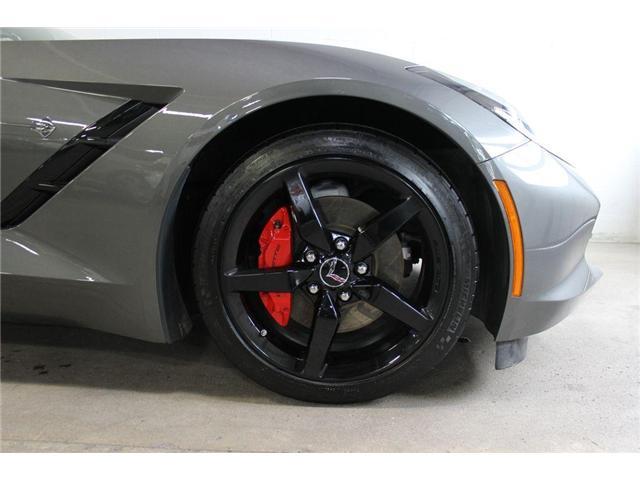 2015 Chevrolet Corvette Stingray (Stk: 123028) in Vaughan - Image 2 of 27