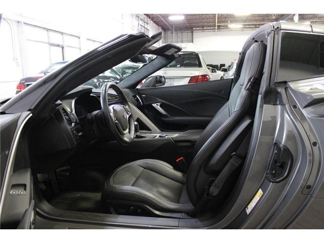2015 Chevrolet Corvette Stingray (Stk: 123028) in Vaughan - Image 14 of 27