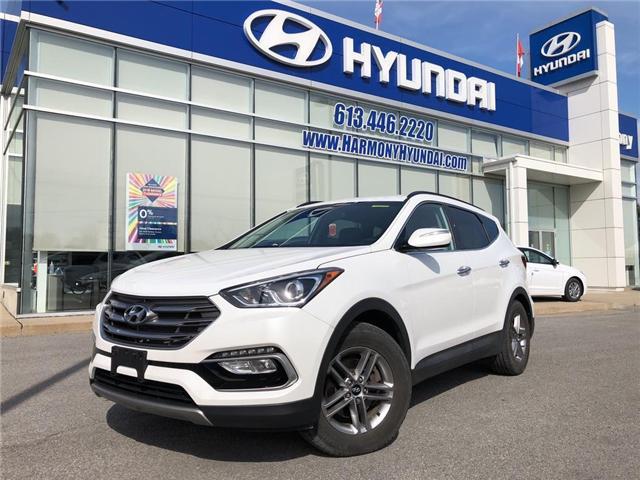 2017 Hyundai Santa Fe Sport (Stk: 18189A) In Rockland   Image 1 Of ...