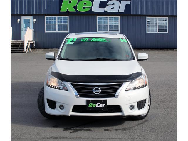 2014 Nissan Sentra 1.8 SR (Stk: 180931B) in Fredericton - Image 2 of 28