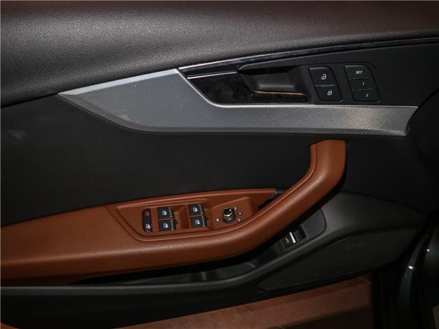 2018 Audi A4 2.0T Progressiv (Stk: 180474) in Toronto - Image 9 of 30