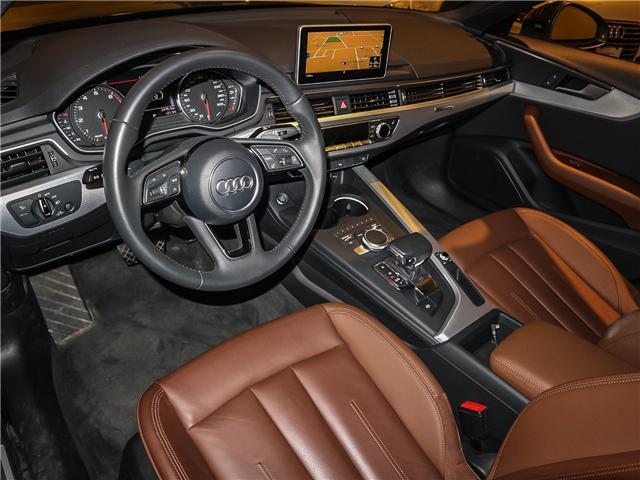 2018 Audi A4 2.0T Progressiv (Stk: 180474) in Toronto - Image 10 of 30