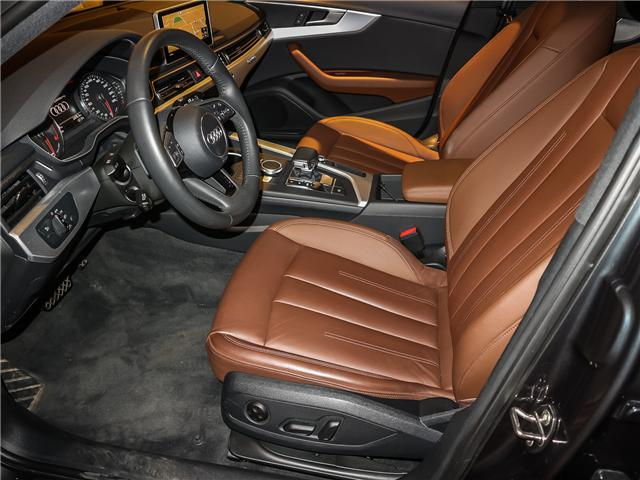 2018 Audi A4 2.0T Progressiv (Stk: 180474) in Toronto - Image 11 of 30