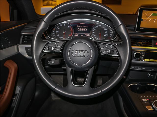 2018 Audi A4 2.0T Progressiv (Stk: 180474) in Toronto - Image 12 of 30