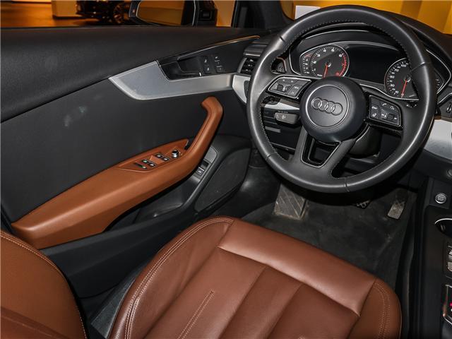 2018 Audi A4 2.0T Progressiv (Stk: 180474) in Toronto - Image 13 of 30