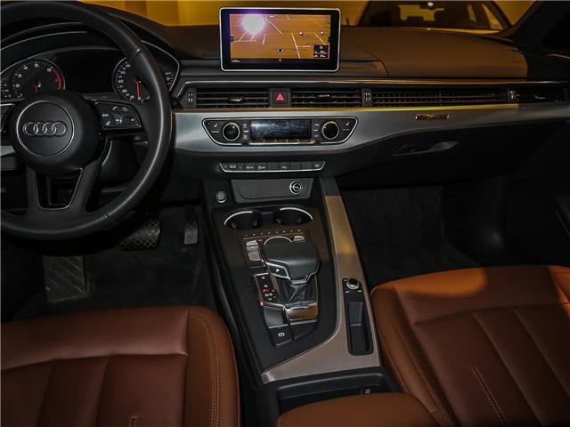 2018 Audi A4 2.0T Progressiv (Stk: 180474) in Toronto - Image 14 of 30