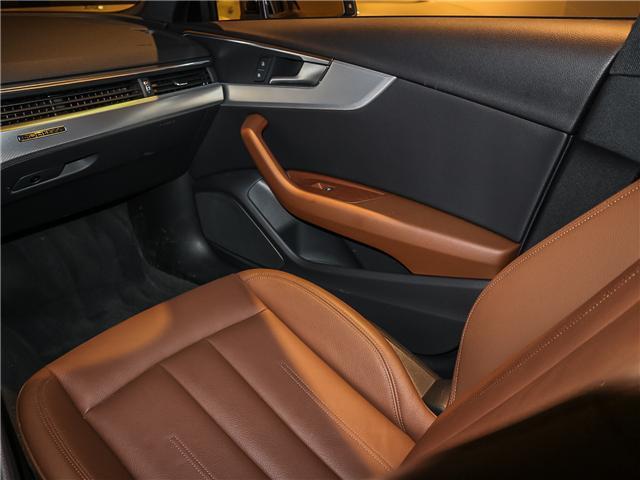 2018 Audi A4 2.0T Progressiv (Stk: 180474) in Toronto - Image 15 of 30