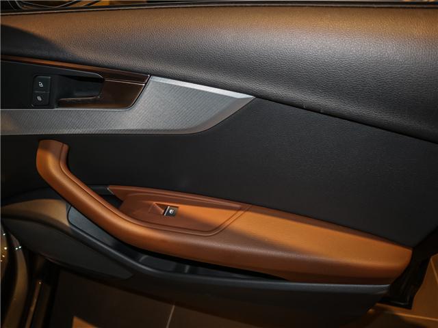 2018 Audi A4 2.0T Progressiv (Stk: 180474) in Toronto - Image 21 of 30
