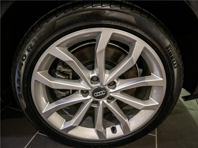 2018 Audi A4 2.0T Progressiv (Stk: 180474) in Toronto - Image 25 of 30