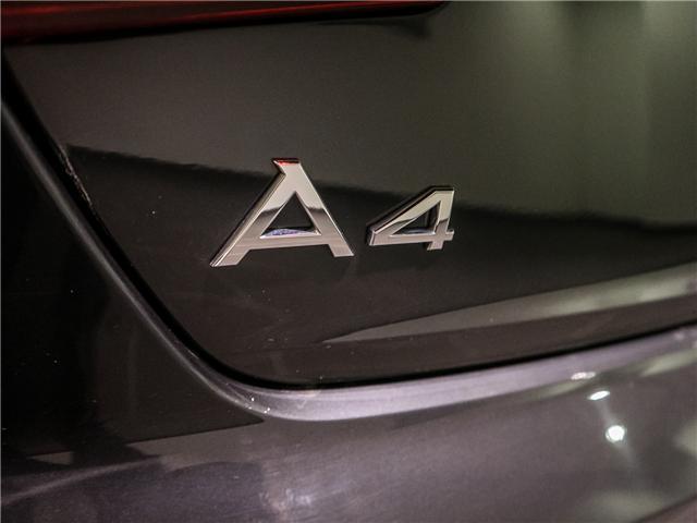 2018 Audi A4 2.0T Progressiv (Stk: 180474) in Toronto - Image 26 of 30