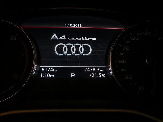 2018 Audi A4 2.0T Progressiv (Stk: 180474) in Toronto - Image 29 of 30