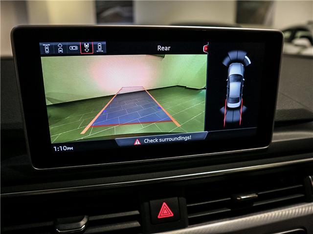 2018 Audi A4 2.0T Progressiv (Stk: 180474) in Toronto - Image 30 of 30
