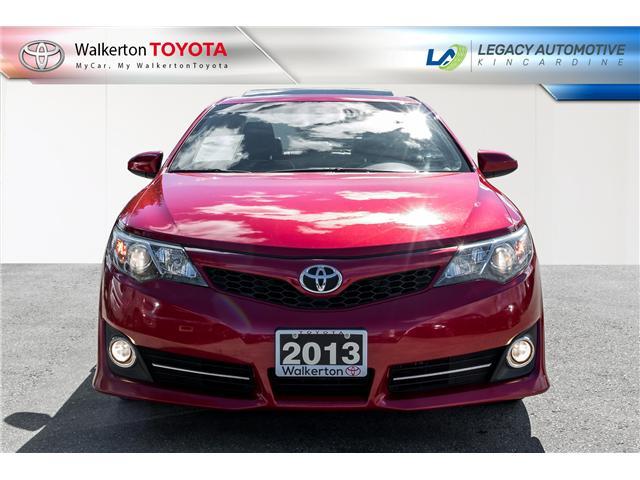 2013 Toyota Camry SE V6 (Stk: 18355B) in Walkerton - Image 2 of 21