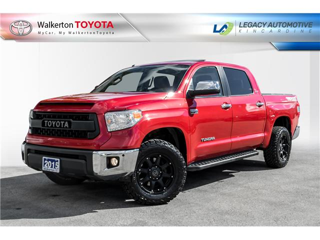 2015 Toyota Tundra Limited 5.7L V8 (Stk: P8168) in Walkerton - Image 1 of 26