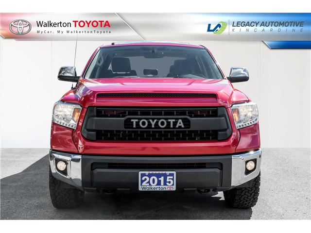 2015 Toyota Tundra Limited 5.7L V8 (Stk: P8168) in Walkerton - Image 2 of 26