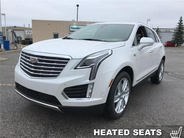 2019 Cadillac XT5 Platinum (Stk: Z144608) in Newmarket - Image 1 of 20
