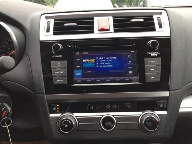 2019 Subaru Outback 2.5i CVT (Stk: 32150) in RICHMOND HILL - Image 16 of 20