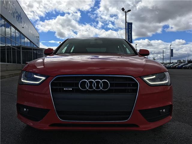 2014 Audi A4 2.0 Komfort (Stk: 14-23181JB) in Barrie - Image 2 of 25