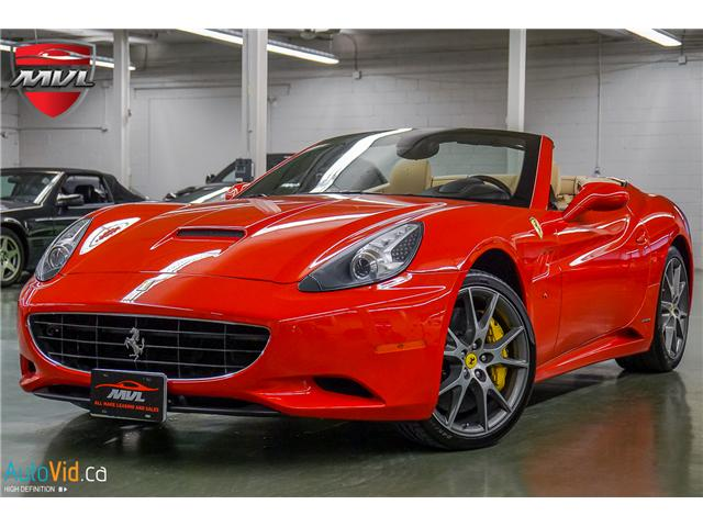 2011 Ferrari California Base (Stk: ) in Oakville - Image 2 of 50
