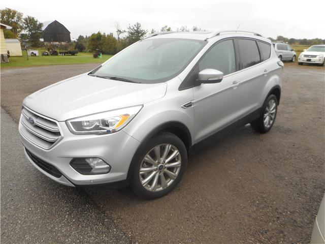2017 Ford Escape Titanium (Stk: NC 3662) in Cameron - Image 1 of 11