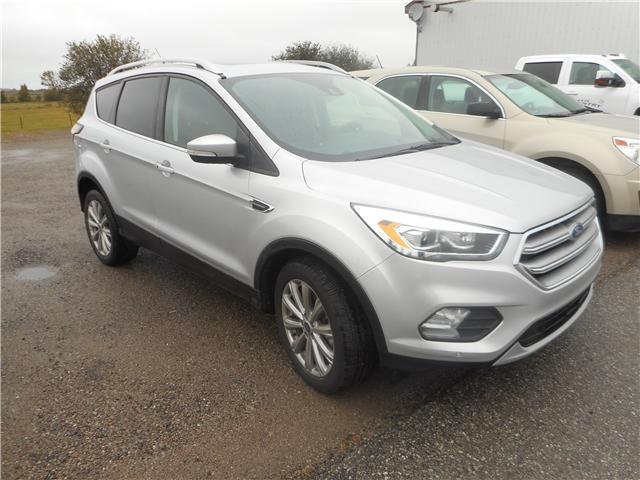 2017 Ford Escape Titanium (Stk: NC 3662) in Cameron - Image 3 of 11
