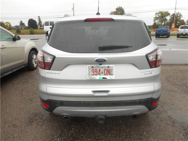 2017 Ford Escape Titanium (Stk: NC 3662) in Cameron - Image 4 of 11