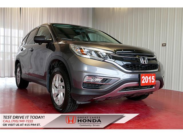 2015 Honda CR-V EX-L (Stk: H6055A) in Sault Ste. Marie - Image 1 of 26