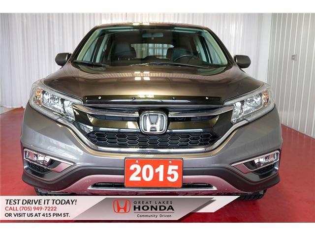2015 Honda CR-V EX-L (Stk: H6055A) in Sault Ste. Marie - Image 2 of 26