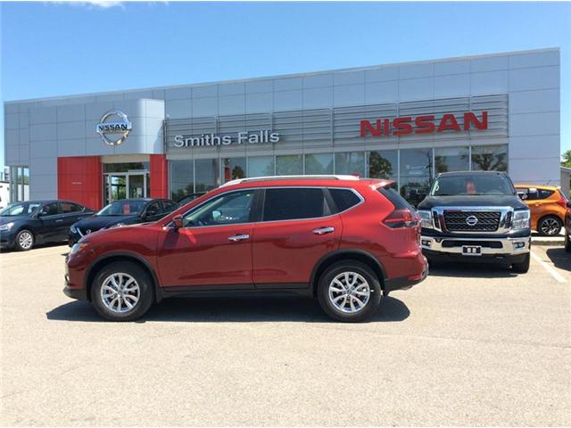 2019 Nissan Rogue SV (Stk: 19-007) in Smiths Falls - Image 1 of 13