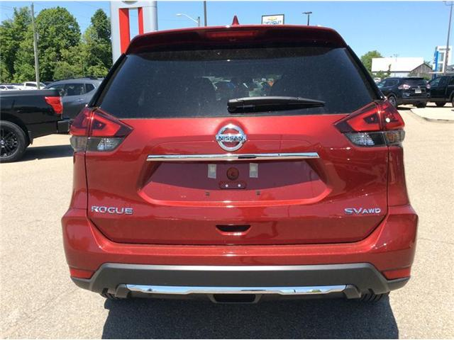 2019 Nissan Rogue SV (Stk: 19-007) in Smiths Falls - Image 8 of 13