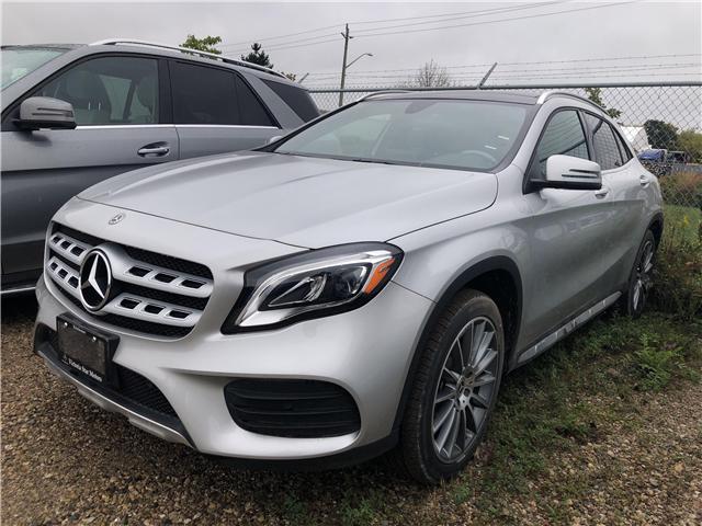 2018 Mercedes-Benz GLA 250 Base (Stk: 37748) in Kitchener - Image 1 of 5