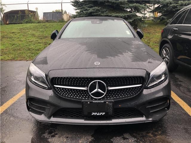2019 Mercedes-Benz C-Class Base (Stk: 38582) in Kitchener - Image 2 of 5