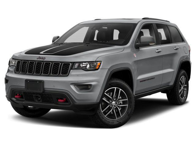 2019 Jeep Grand Cherokee Trailhawk (Stk: K542508) in Surrey - Image 1 of 9