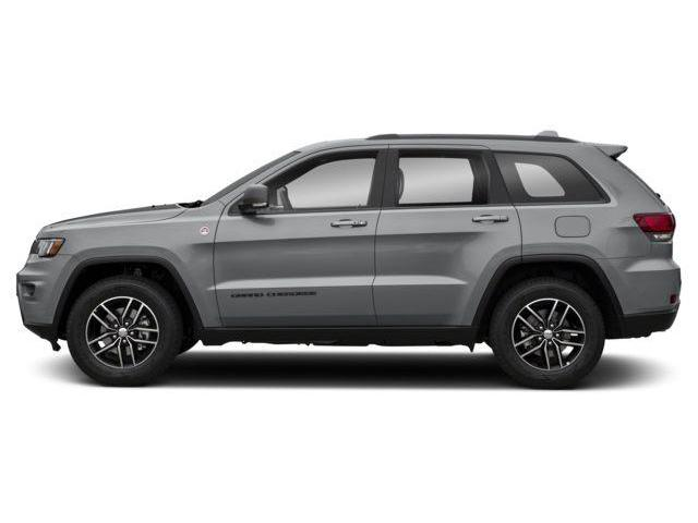 2019 Jeep Grand Cherokee Trailhawk (Stk: K542508) in Surrey - Image 2 of 9