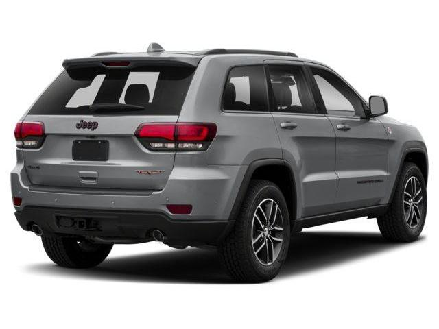 2019 Jeep Grand Cherokee Trailhawk (Stk: K542508) in Surrey - Image 3 of 9