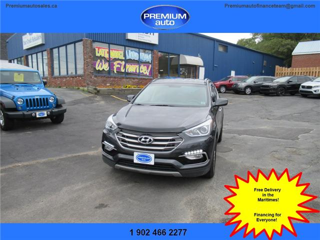 2018 Hyundai Santa Fe Sport 2.4 Base (Stk: 525647) in Dartmouth - Image 1 of 18