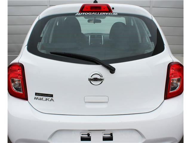 2017 Nissan Micra S (Stk: BB244725) in Regina - Image 10 of 16