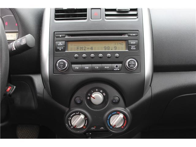 2017 Nissan Micra S (Stk: BB244725) in Regina - Image 12 of 16