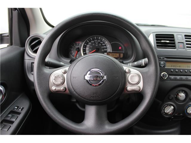 2017 Nissan Micra S (Stk: BB244725) in Regina - Image 15 of 16