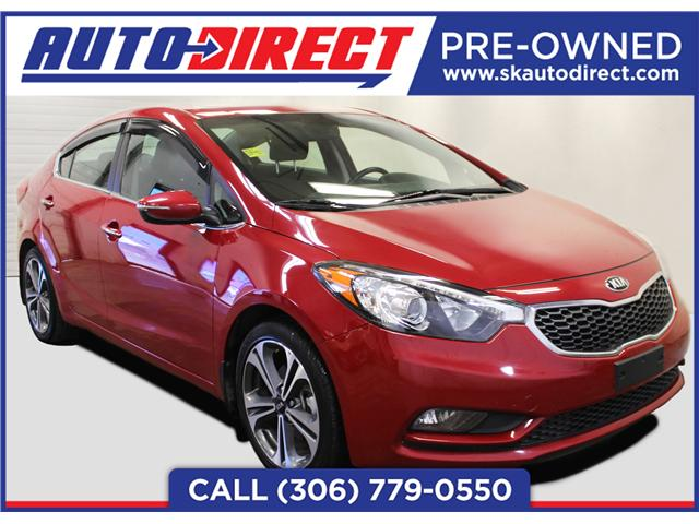 2016 Kia Forte 2.0L EX (Stk: BB526078) in Regina - Image 1 of 21